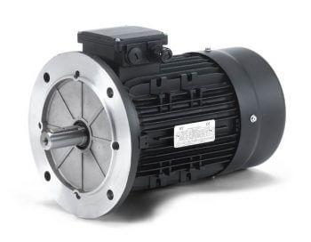 Elektromotor MS v prevedení s prírubou B5
