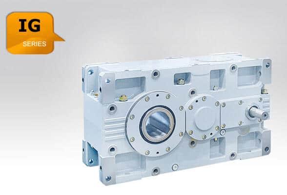 IG - priemyselné prevodovky