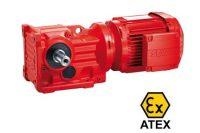 Prevodový motor sew eurodrive ATEX