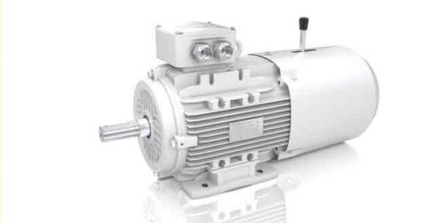 Brzdový elektromotor