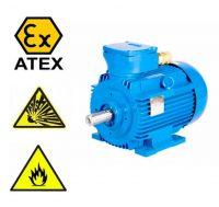 Elektromotory do prostredia s nebezpečím výbuchu ATEX