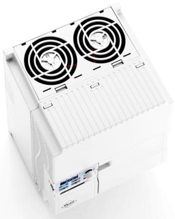 frekvenční měnič 11kw V800