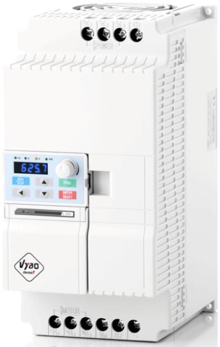 frekvenční měnič 3kw V800