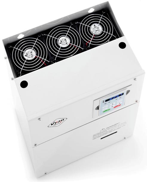 frekvenční měnič 37kw V800
