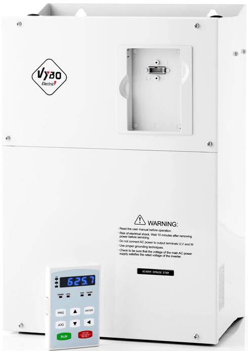 frekvenční měnič 55kw V800