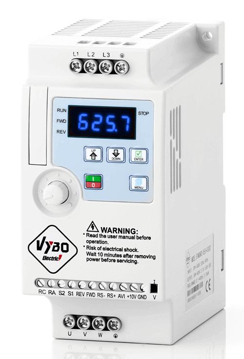 frekvenční měnič A550 400V 0.4 kW