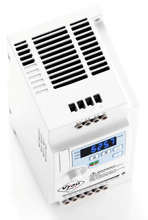 frekvenční měnič A550 400V 3 kW